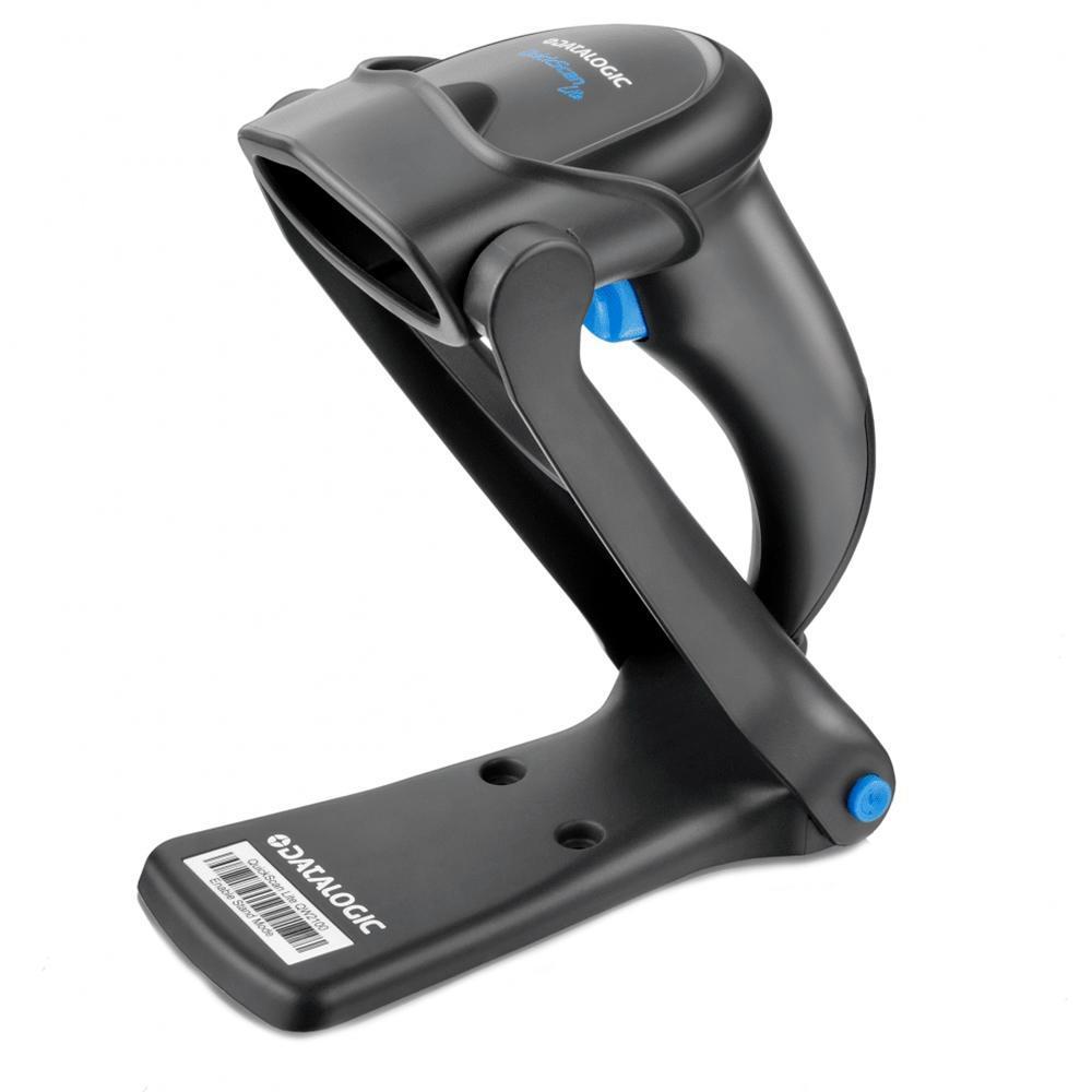 Leitor Código de Barras Elgin QuickScan QW2100 / QW2120 Imager USB - Com Suporte
