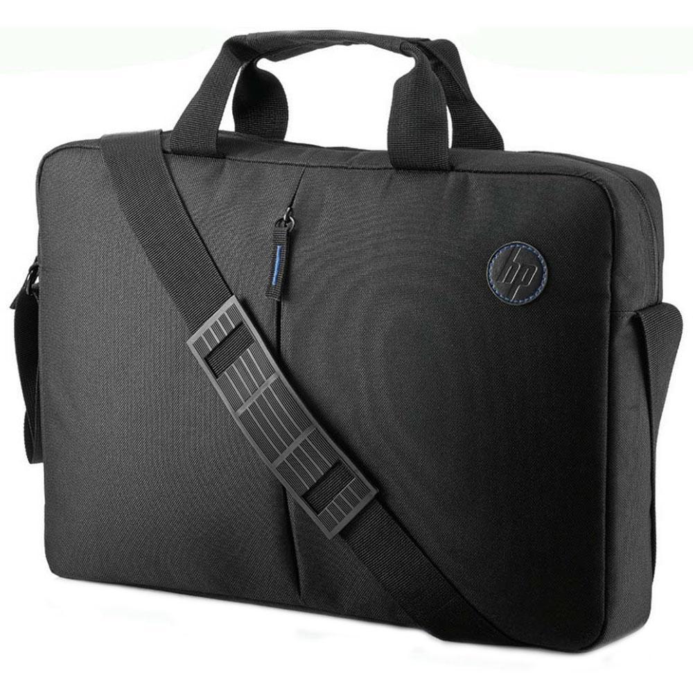 Mochila HP Atlantis para Notebook até 15.6´- Preta - T9B50AA