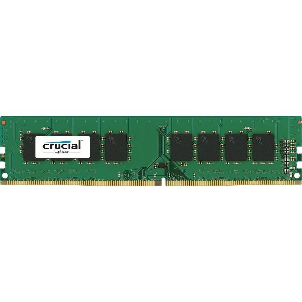 Memória DDR4 8GB 2400MHZ Crucial