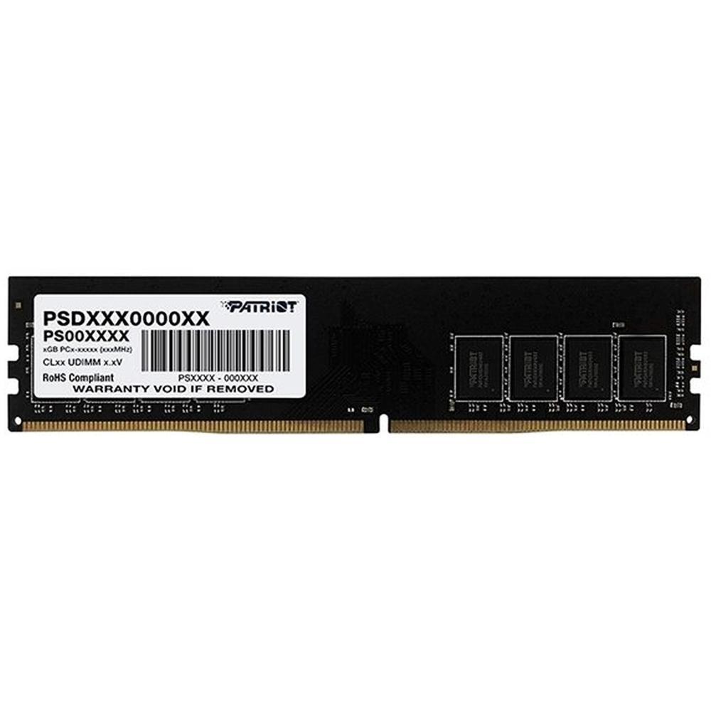 Memória Patriot DDR4 4GB 2666MHz - PSD48G266681