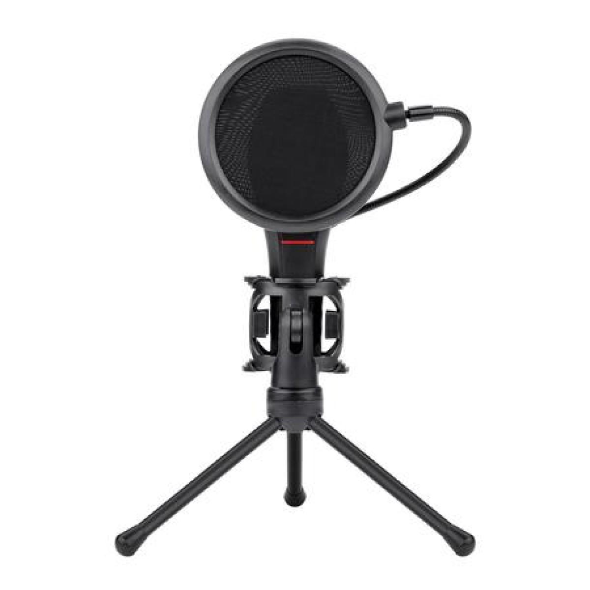 Microfone Gamer Quasar 2 GM200 Redragon