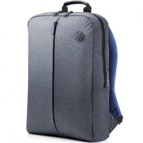 "Mochila Para Notebook 15,6"" HP Atlantis Cinza - K0B39AA"