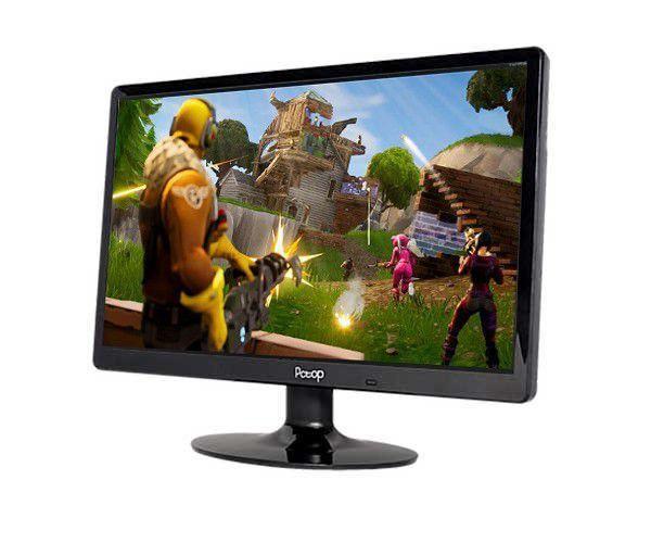 """Monitor LED HD 18,5"""" PcTop HDMI VGA MLP185HDMI"""