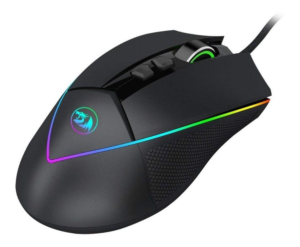 Mouse Gamer Redragon Emperor Chroma - M909- RGB