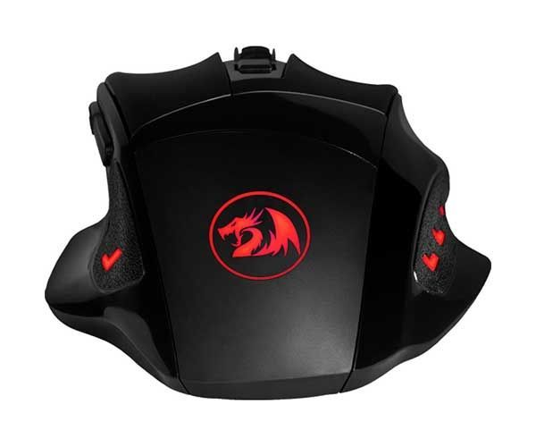 Mouse Gamer Redragon Phaser 3200DPI - M609