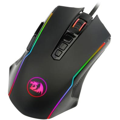 Mouse Gamer Redragon Ranger M910, RGB, 9 Botões, 12400DPI - M910-RGB