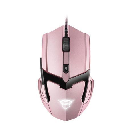 Mouse Gamer Trust GXT 101P Gav 4800DPI Rosa, T23093