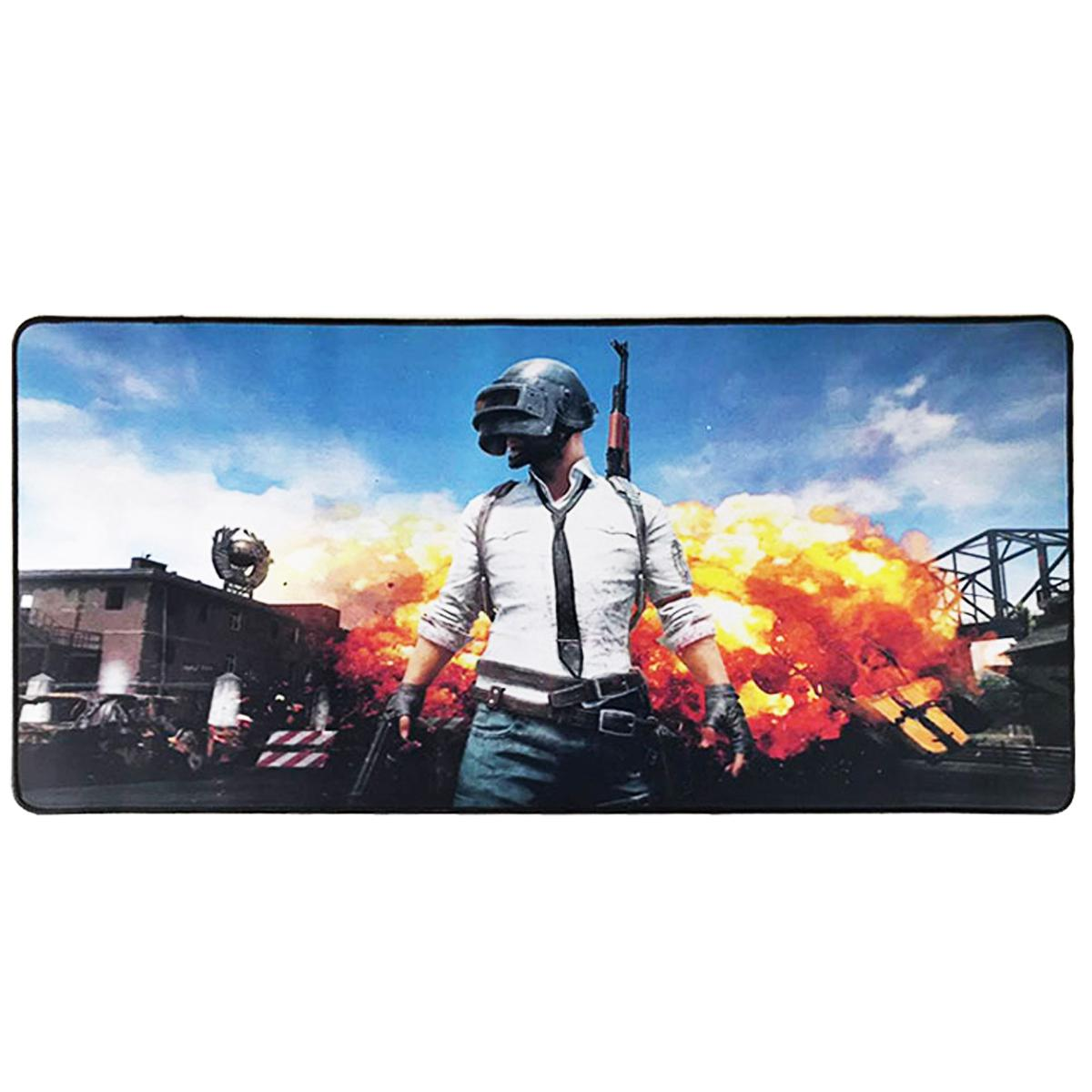 Mouse Pad Exbom Gamer 700x350x3mm MP-7035 PU Mission