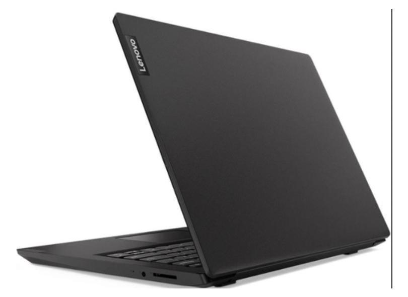 Notebook Lenovo Intel Core i3-1005G1, 4GB, 256GB SSD NVME, 15.6´, Windows 10 Pro, Preto - BS145