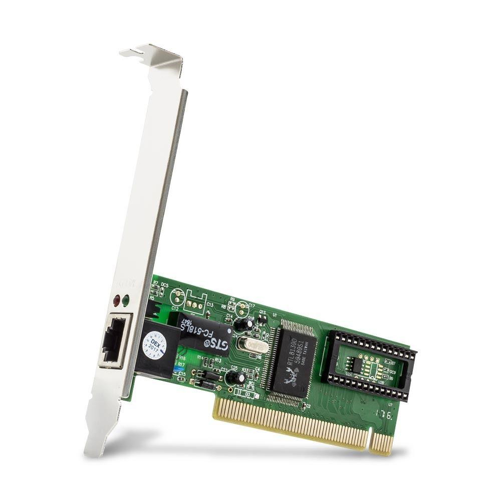 Placa de Rede DEX DP-01 PCI 10/100Mbps, 4327
