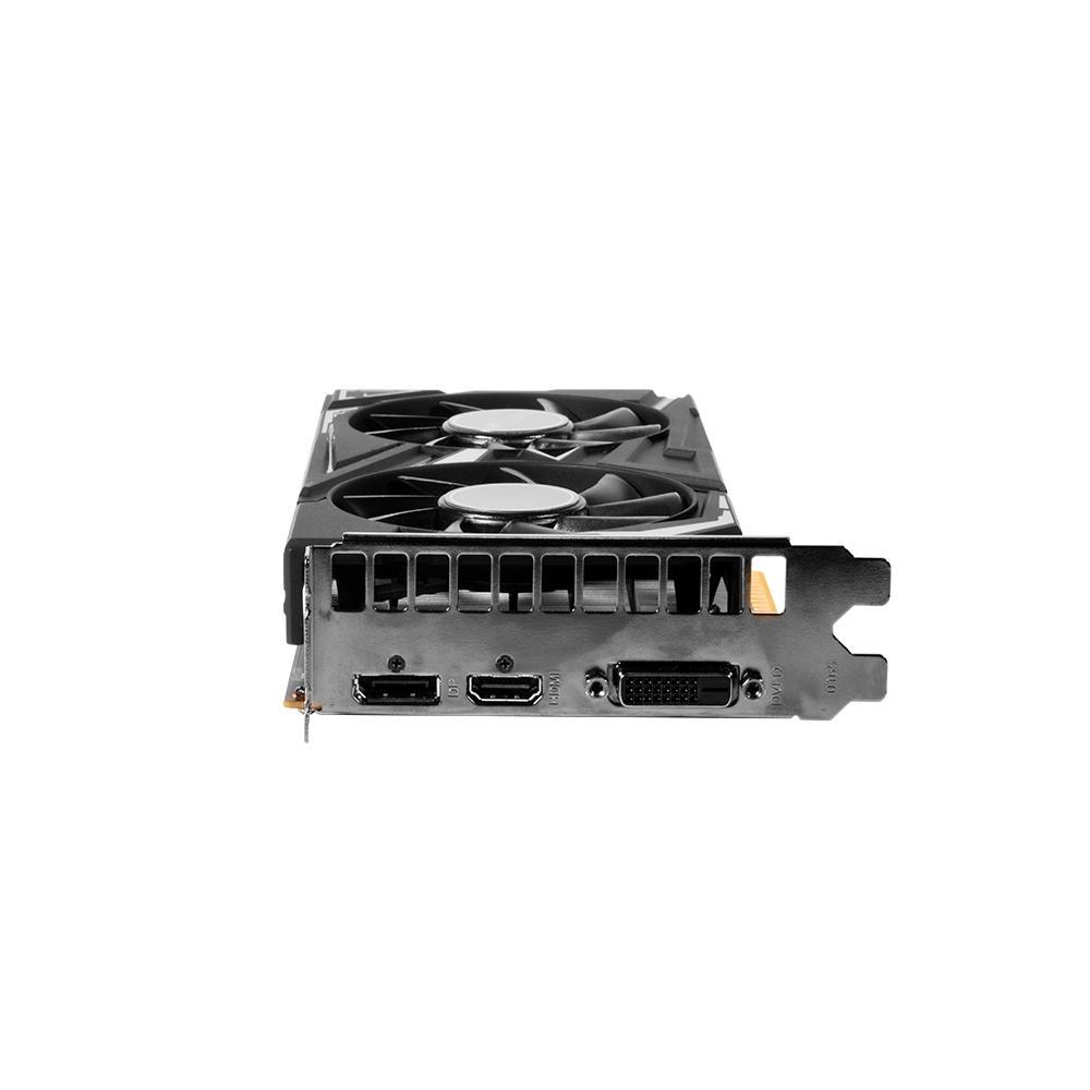 Placa de Vídeo Galax NVIDIA GeForce GTX 1650 4GB, GDDR6 - 65SQL8DS66E6