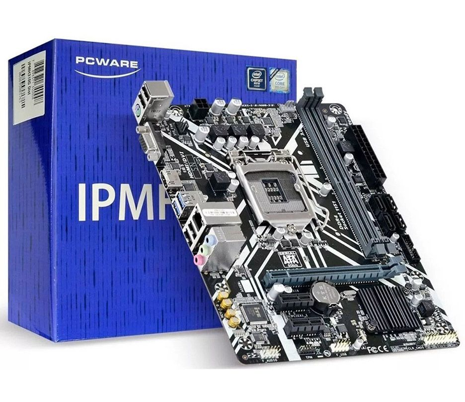 Placa Mãe PCWARE IPMH310G DDR4
