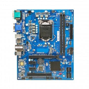 Placa Mãe PcWare IPMH410E mATX LGA 1200 DDR4 HDMI DVI-D VGA USB3.2 M.2 SATA PCIe