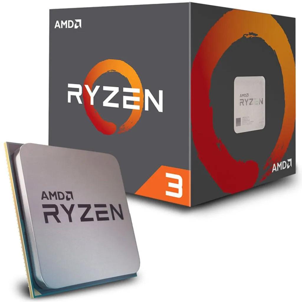 Processador AMD Ryzen 2200G 3.5GHz 6MB AM4 - YD2200C5FBBOX