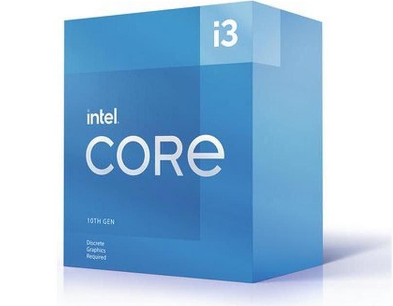 Processador Intel Core i3 10105F 3.7GHz, LGA 1200 - BX8070110105F