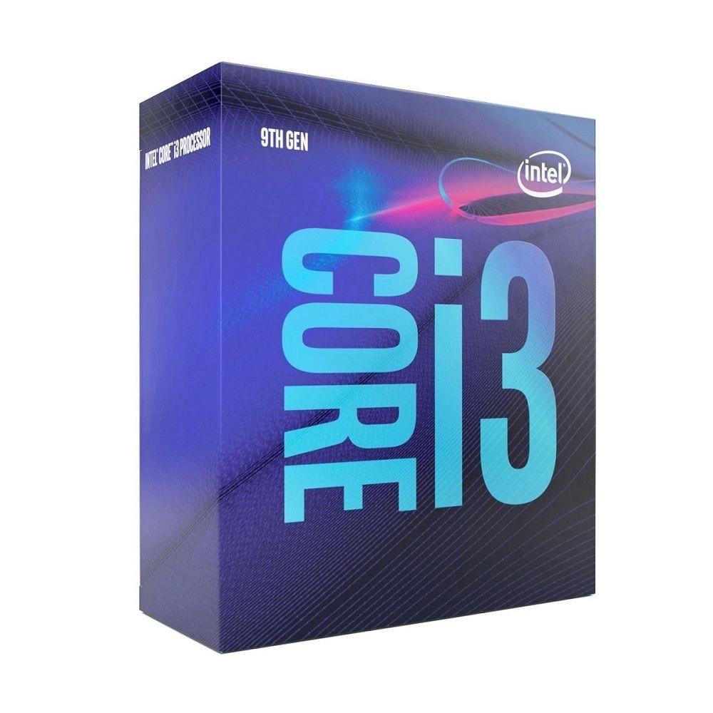 Processador Intel Core I3 9100 Cache 6mb 3.6Ghz Lga1151 - BX80684I39100