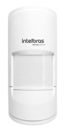 Sensor Intelbras Infra Vermelho - Ivp 5311 Mw Pet
