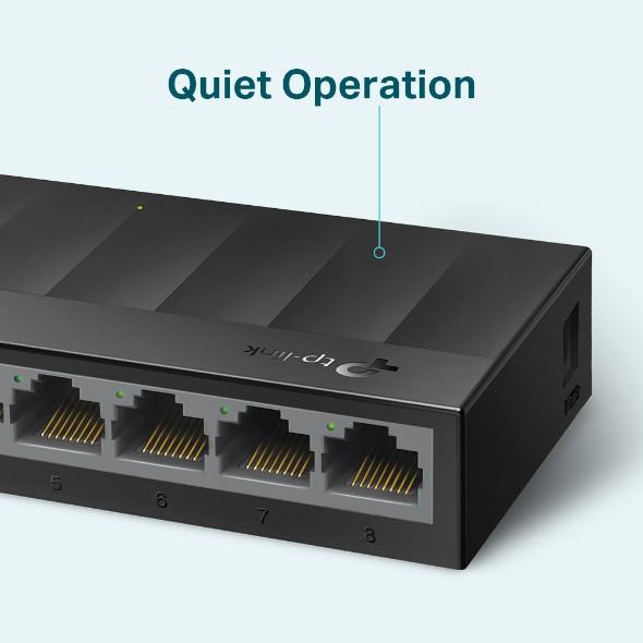 Switch Tp-link 8 portas 10/100/1000 T-LS1008G