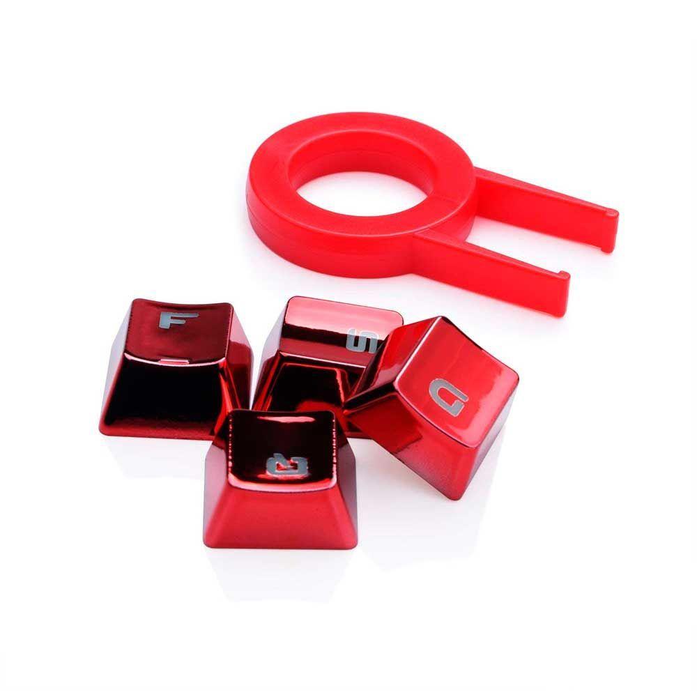 Teclas Para Teclado Mecanico Redragon Vermelho, A103R