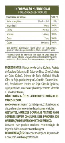 Belt Fresh Neutralizador de Odores Corporais e Sanitários - 60 Cápsulas Gelatinosas