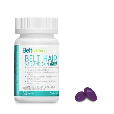 Belt Hair Nail and Skin Plus - 30 Cápsulas Gelatinosas