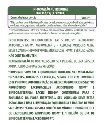 Belt Probiotic - 30 cápsulas