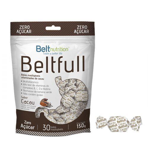 Beltfull Balas Mastigáveis Vitaminadas Sabor Cacau (30 balinhas)