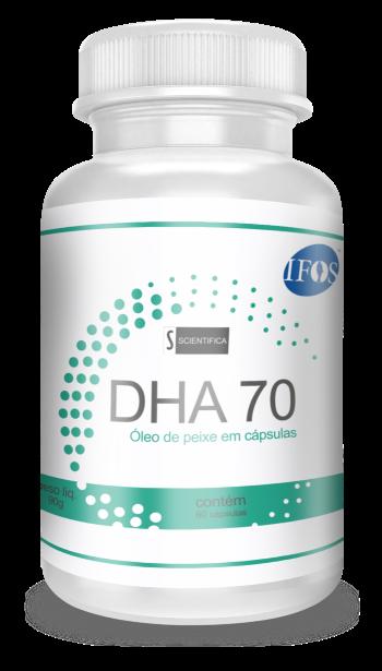DHA 70 - Óleo de Peixe em Cápsulas