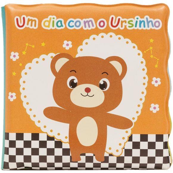 Livrinho de Banho BUBA - Dia de Passear com o Ursinho 6m+