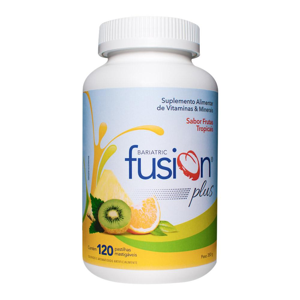 Suplemento Bariatric Fusion Plus Tropical 120 past.