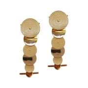 Cabedal I - 6 Esferas Slim (Dourado)