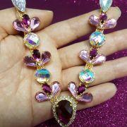 Cabedal Luxo V - A Jovem Sereia (Pink)