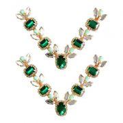 Cabedal Luxo V - O Canto das Sereias (Verde)