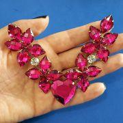 Cabedal Similar V - Estrelado do Amor (Pink)
