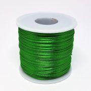 Fio de Seda 1mm 100mt (Verde)