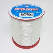Fio Nylon ArtPesca 0.40mm 1.000m (Transparente)