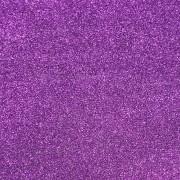 Lonita Tecido - Glitter Fino (Roxo)