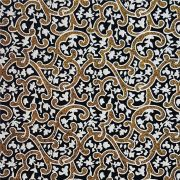Lonita Tecido - Tribal (Dourado)
