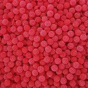 Pérola Craquelada ABS 11mm 100g (Vermelho)