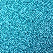 Pérola Inteira ABS 4mm 100g (Azul Água Doce)