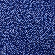 Pérola Inteira ABS 4mm 100g (Azul Royal)