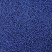 Pérola Inteira ABS 4mm 100g (Azul Royal)