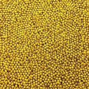 Pérola Inteira ABS 4mm 100g (Ouro)