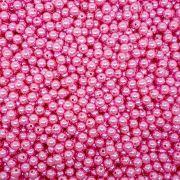 Pérola Inteira ABS 8mm 100g (Rosa Queimado)