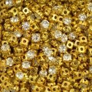 Strass Costura ss18 10g (Dourado)