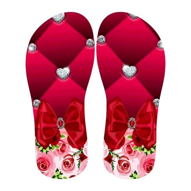 Lonita Sublimada - Almofada de Rosas
