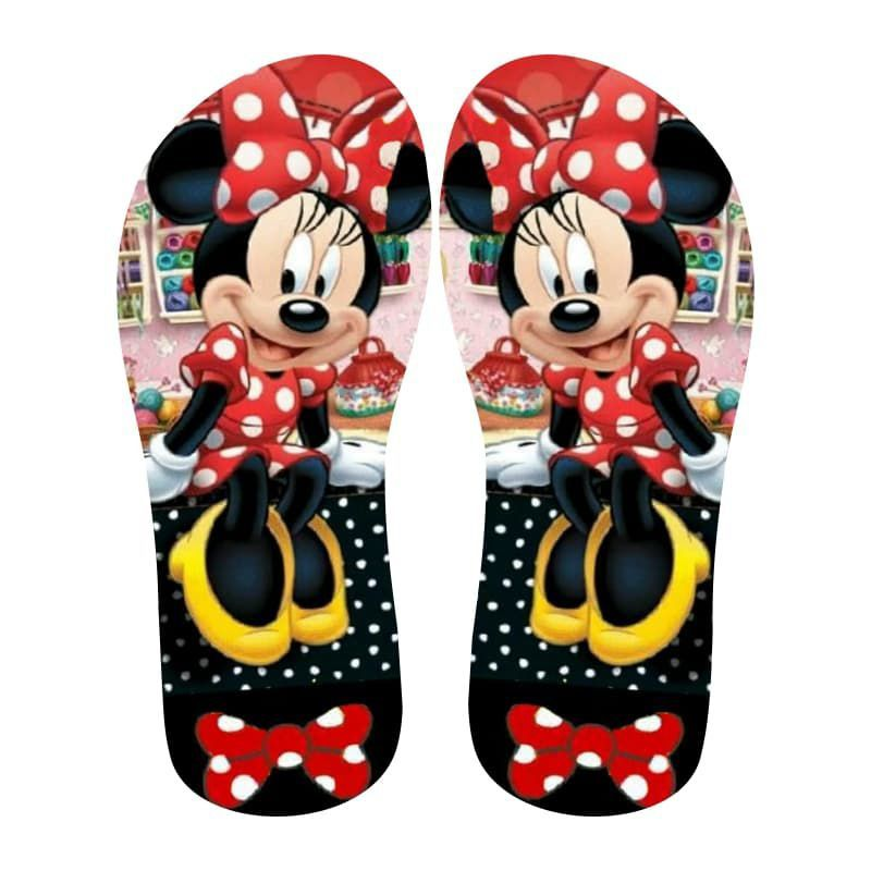 Lonita Sublimada - Minnie Artesã