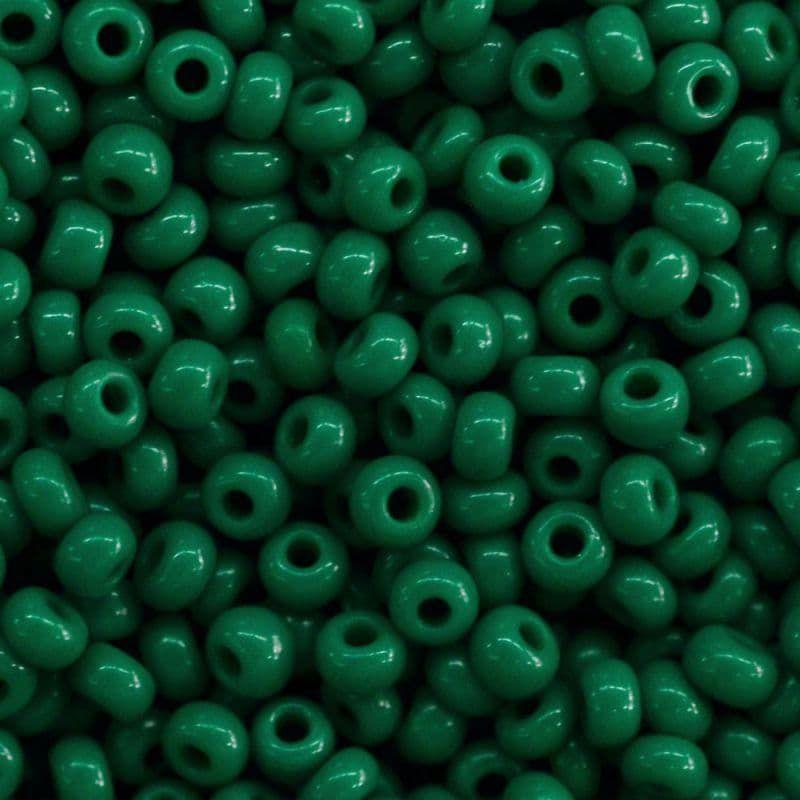 Miçanguinha Jablonex 2.6mm 9/0 50g (Verde Fosco)