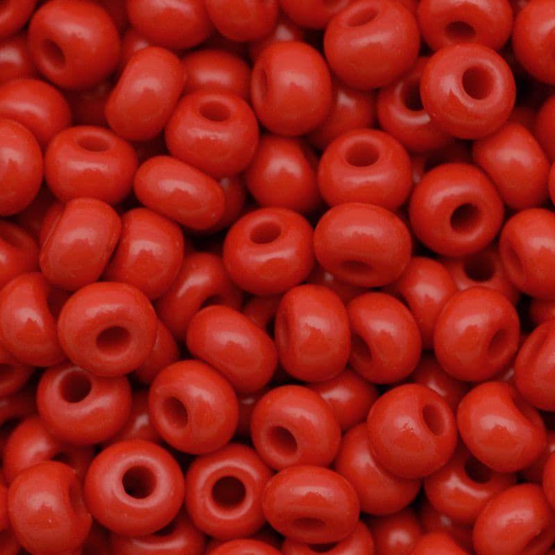 Miçanguinha Jablonex 2.6mm 9/0 50g (Vermelho Fosco)