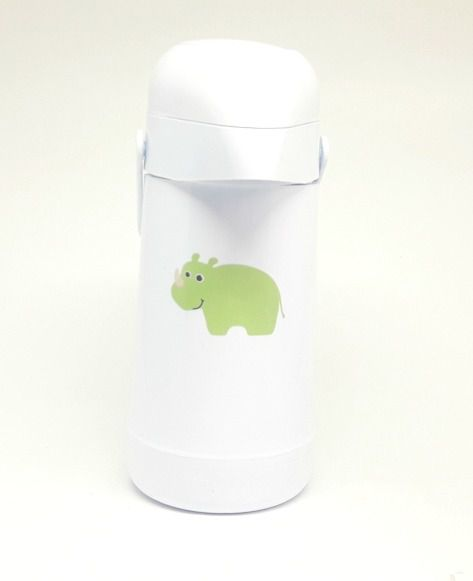 Garrafa Térmica Decorada Safari | Termolar 500 ml